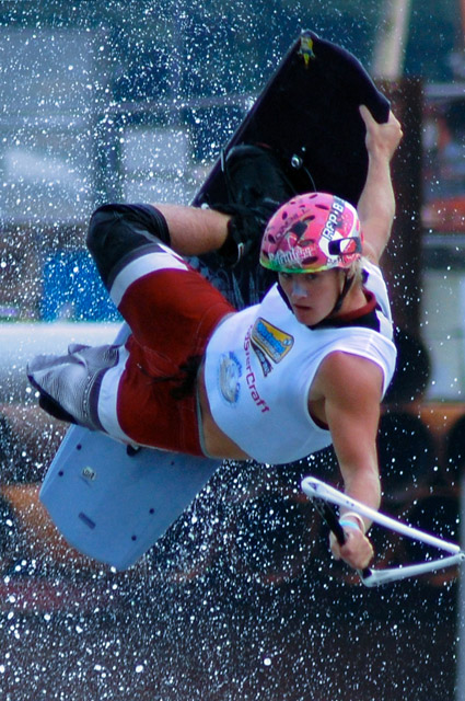 WAKEBOARD WORLDCUP SINGAPORE 2008