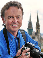 Tony Page, professional photographer and writer